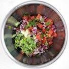 胡瓜・トマト・紫玉ねぎのエジプト風サラダ by gingamom [クックパッド] 簡単おいしいみんなのレシピが274万品