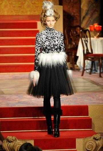 Chanel Paris-Moscow Pre-Fall 2009
