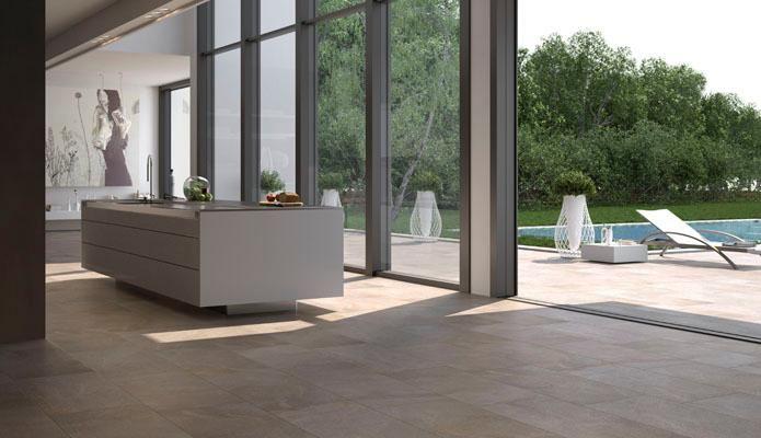 Linea Pietre Native, serie Amazzonia, by Casalgrande Padana. #CasalgrandePadana #architecture #design #interiordesign #ceramics #ceramica #floor #pavimenti