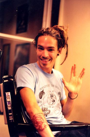 Brandon Boyd so cute! @Ashley Williams