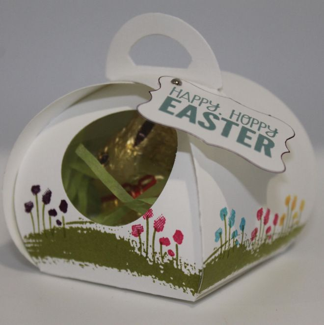 The Cutest Easter Curvy Keepsake Boxes