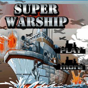 Super War Ship - juegos de Defensa - Juegos 100