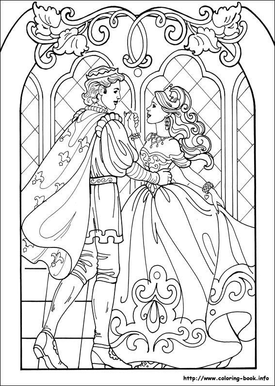 Regular Princess Coloring Pages : Best images about omalov�nky princezny a v�ly on