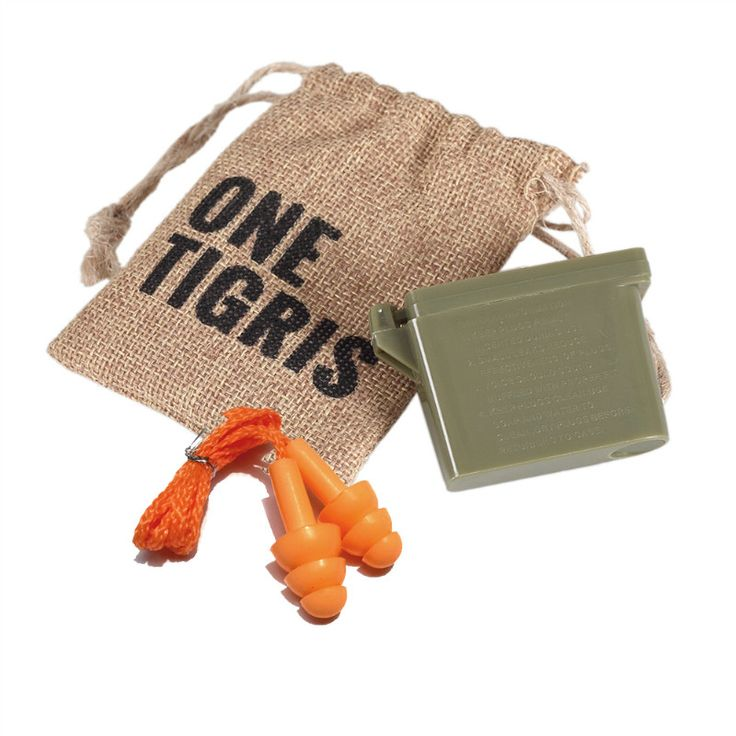 OneTigris Tactical Ear Plugs for Hearing Protection Military Combat Arms Shooting Ear Plugs