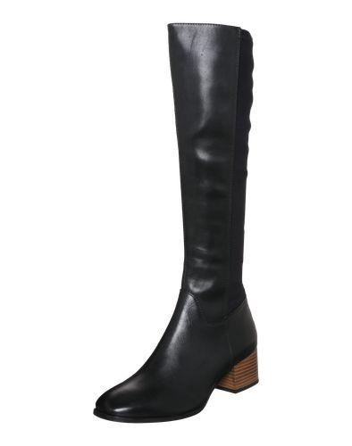 #VAGABOND #SHOEMAKERS #Damen #Langschaftstiefel #Rajah #schwarz Der Langschaftstiefel ´Rajah´ von Vagabond Shoemakers wirkt durch den schHerrenn Schnitt und das zeitlose Design sehr elegant und feminin. Der Absatz in Holzschicht-Optik bringt Abwechslung in den Look.