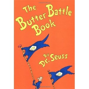The Butter Battle Book: New York Times Notable Book of the Year: Amazon.ca: Dr. Seuss: Books