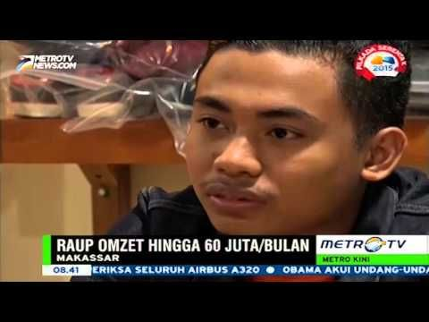Bisnis Cuci Sepatu, Amin Rais Hasilkan Rp60 Juta per Bulan