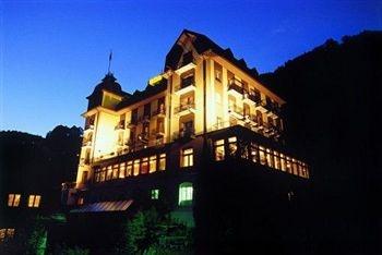 Oh Hotel Edelweiss in Engelberg, Switzerland.  Just gorgeous.