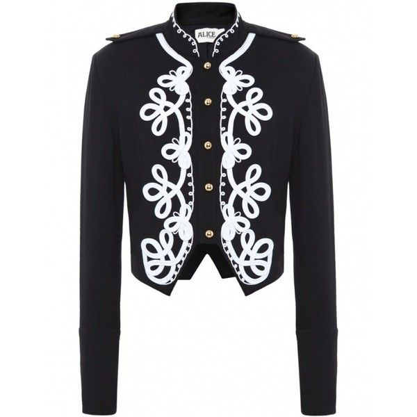Women's Alice by Temperley Blake Jacket ❤ liked on Polyvore