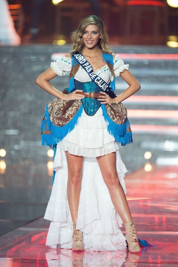 Camille Cerf ~ Miss France 2015 #hotgirls #gorgeousgirls