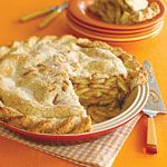 Deep-Dish Apple Pie Recipe | MyRecipes.com