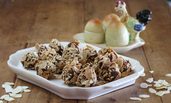 Spiced Orange Glaze & Chocolate Truffles with Roasted Almonds - Maggie Beer