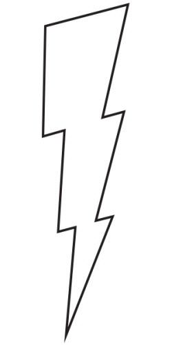 Lightning Bolt Temporary Tattoo  sc 1 st  Pinterest & 25+ trending Lightning bolt tattoo ideas on Pinterest | Finger ... azcodes.com