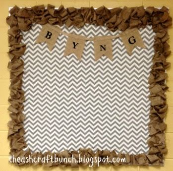 The Ashcraft Bunch: Search results for Burlap