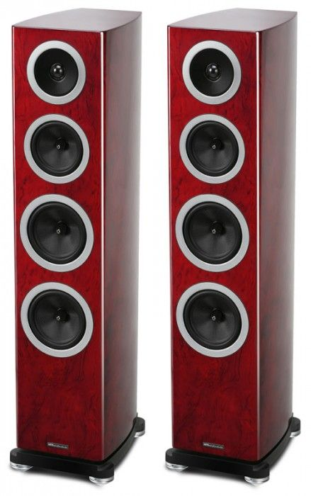 The Wharfedale Reva 3 Is The Smaller Of The Two Floor