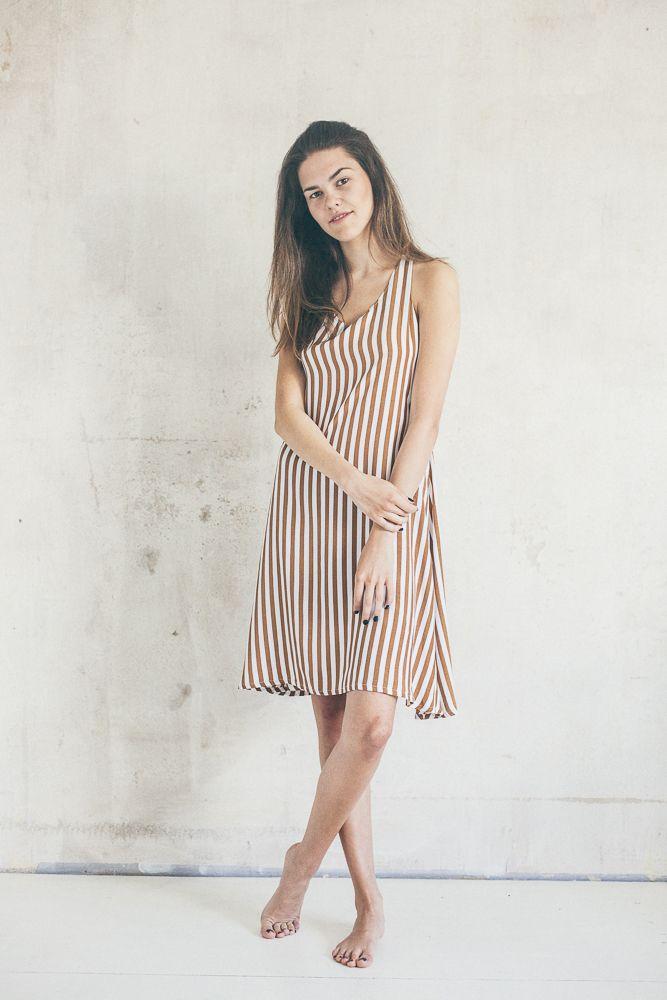 Twist back dress | BOHO | www.boho.lu