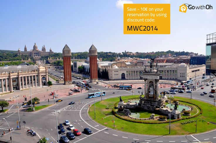 The hottest & newest gadgets are coming to #Barcelona! Book your apartment for February's best event: www.gwo.is/mobile-bcn-g #MWC14