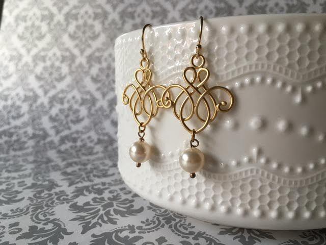 Earrings - Bridal
