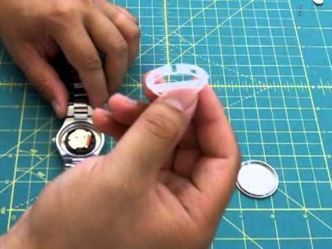 My fossil watch battery needs to be replaced How to Replace a Fossil Watch Battery | Tmoot