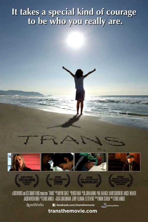 """Trans the Movie: A Valuable Resource for Transgender Kids and Parents"" #transgender #trans"