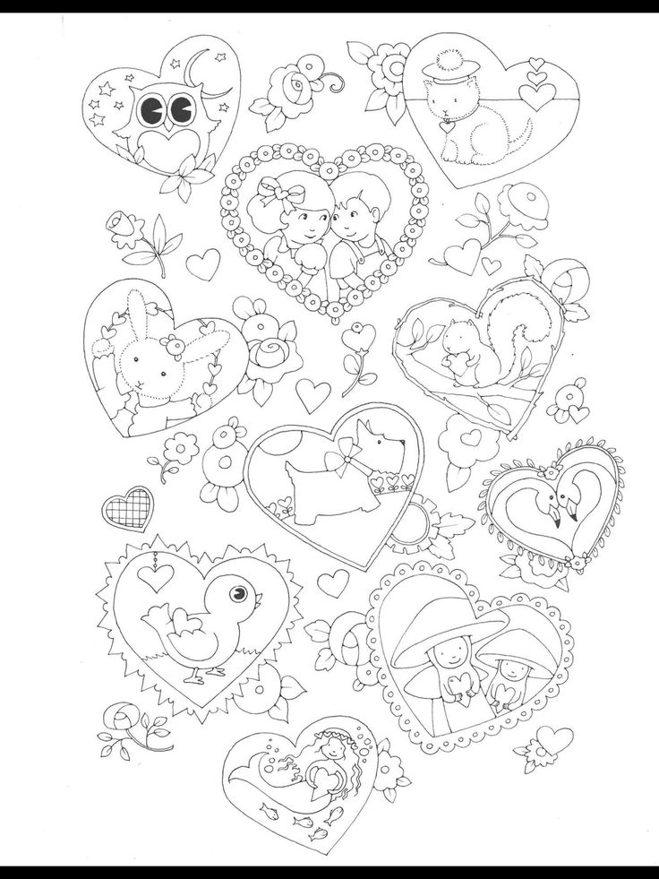 Mary Engelbreit Coloring Pages Magnificent 13 Best Mary Engelbreit Coloring Books Images On Pinterest  Adult .