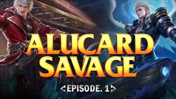 Mobile Legends 'Alucard vs Everybody' Savage Moments