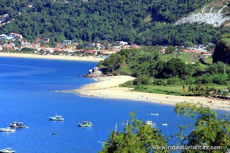 Praia da Conceição do Jacareí, Mangaratiba (RJ)