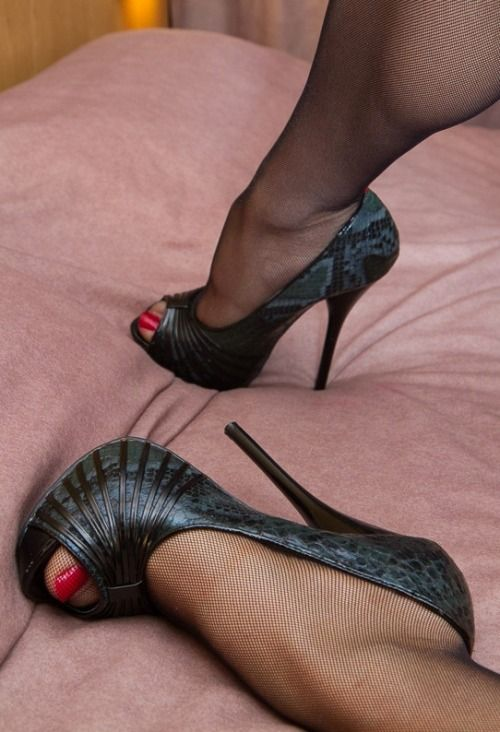 Sex Life Of The Foot And Shoe 24
