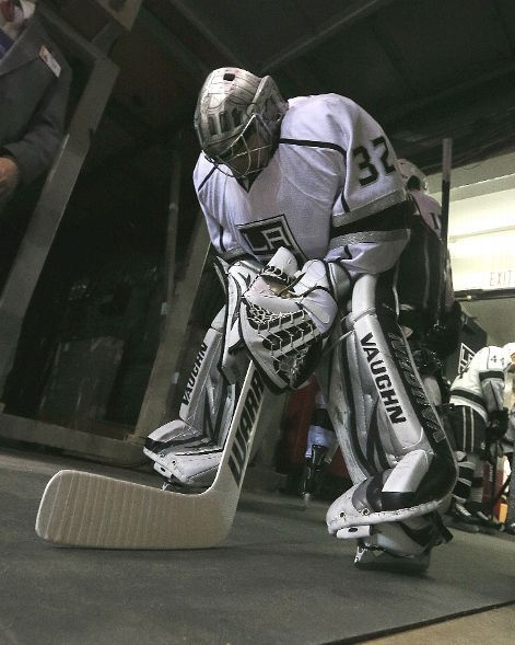 Jonathan Quick #lakings #<3 @LA Kings