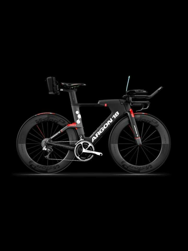 The Tri+ Triathlon Bike By Argon 18 Is Designed For The Most Demanding  Triathletes, Including Those Who Take Part In IRONMAN™ Championships.