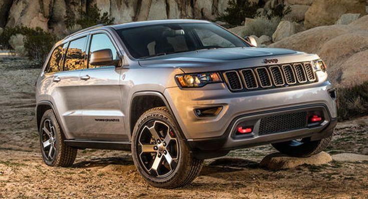2017 Jeep Grand Cherokee Trailhawk: Primeras imágenes oficiales