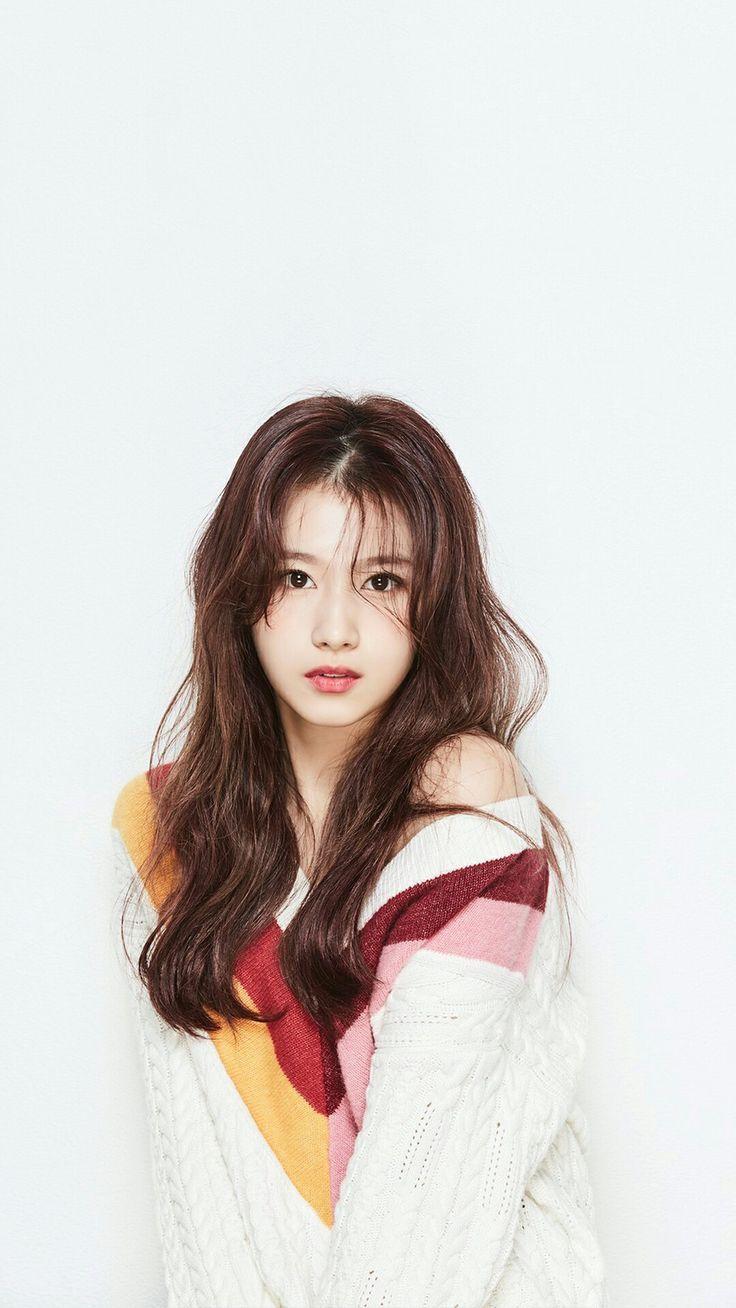 Twice X Ohboy 2018 Kpop Wallpaper Lockscreen Sana Chaeyoung Momo Tzuyu Nayeon Dahyun Jungyeon Mina Jihyo Fondo De Pantalla Hd Selebritas Wanita Cantik Wanita