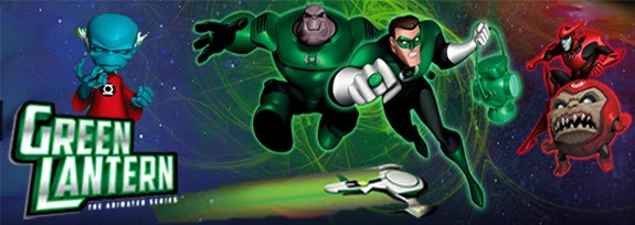 """The Cartoon Network has provided clips from the May 26th episode of Green Lantern: The Animated Series, """"Homecoming"""". This is the final episode for this first """"mini-season"""" of thirteen and features the debut of a blue wearing Saint Walker."""