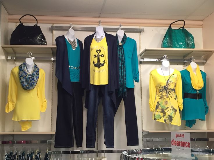 Pops Of Yellow Are In This Spring! #catofashions #hville833