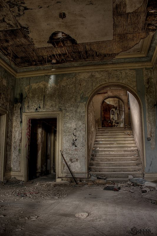 The Lillesden School for Girls is an abandoned boarding school in Kent. It was built in 1855 by Edward Lloyd and then closed in 1999.