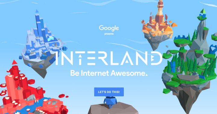Google's New Internet Safety Game for Students
