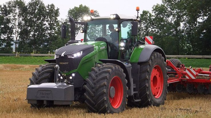 Fendt tractor  #machinery #equipment #agriculture #agricultural #tractor #Fendt