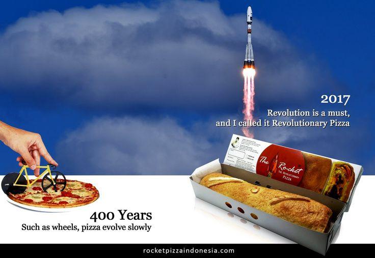 Ro-cket Pizza, The Revolutionary Pizza