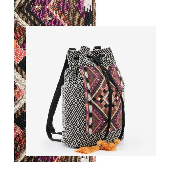 We are totally in love with ethnic patterns  #vilanova #vilanova_accessories #ethnic #festival #summer #backpacklovers #music #goodlife #fashion #fashiongirl #bags #fashionista #newin #instafashion #fashiongoals