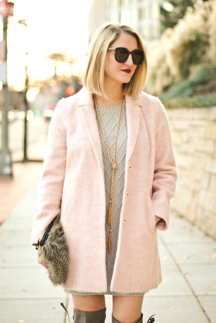 .pink jacket