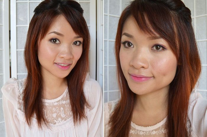 Hướng Dẫn Trang Điểm Màu Hồng Xinh Xắn Môi Ombre Tháng 10 Chống Ung Thư Vú, Helen Nguyễn Cho Làn Da Sáng #lamdep #trangdiem #bbloggers #beautyblogger #huongdantrangdiem #beautyblog