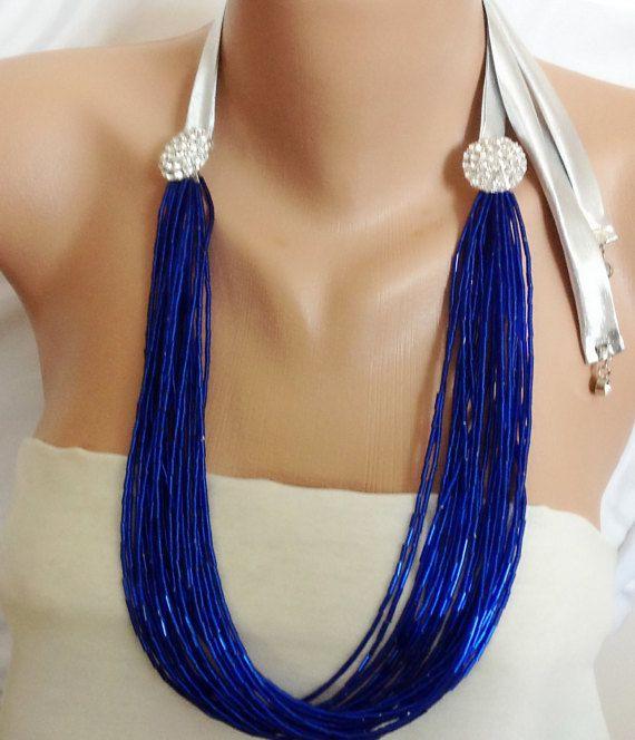 1950's Hollywood Stars Inspired Necklace by HMbySemraAscioglu