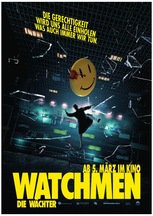 Poster zum Film: Watchmen - Die Wächter