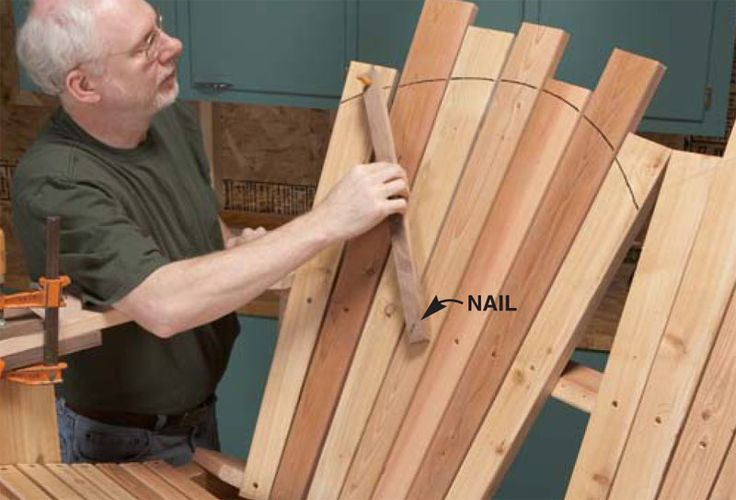 Adirondack Chair Plans Adirondack Loveseat It's just as comfortable as it looks. By Tom Caspar *About...