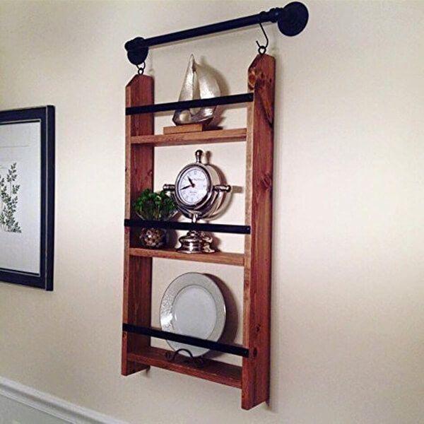 Kitchen Storage Ladder: 25+ Best Ideas About Bathroom Ladder Shelf On Pinterest