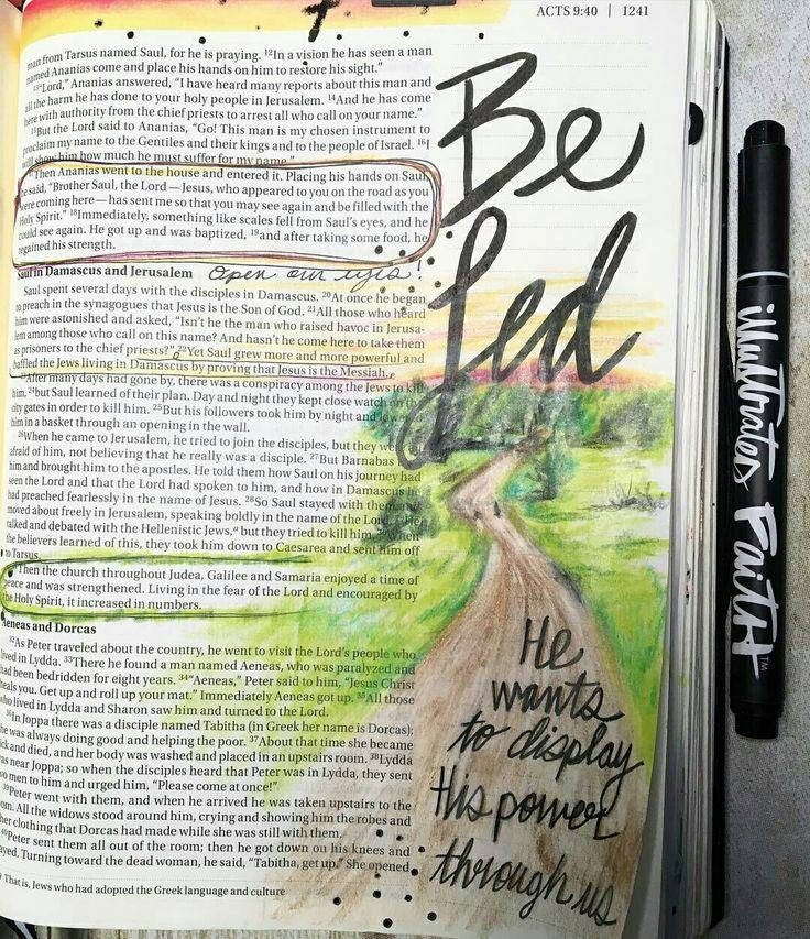 Acts 9 @created4apurpose