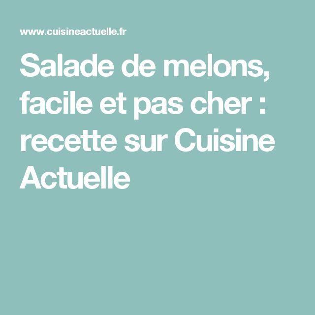 les 25 meilleures id 233 es de la cat 233 gorie salade de melon sur brunch nourriture de