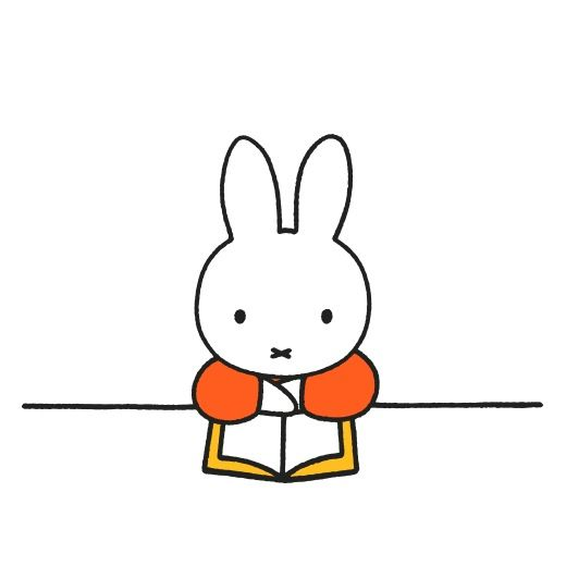 Miffy keeps a journal to not go crazy.