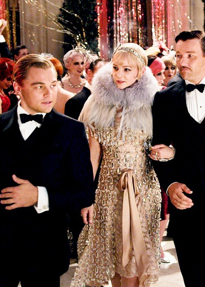 The Great Gatsby - 2013 I absolutely adore her dress in this scene!