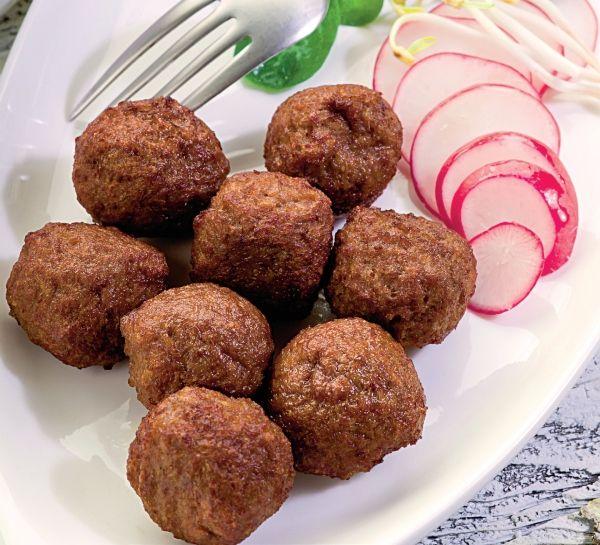 Chiftele de năut   Retete culinare - Romanesti si din Bucataria internationala